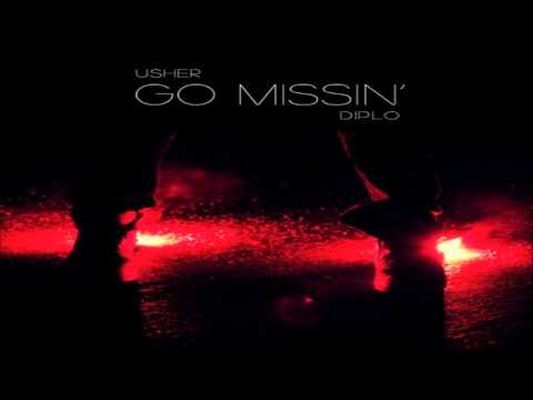 Usher - Go Missin' (Prod. By Diplo) *NEW 2013*