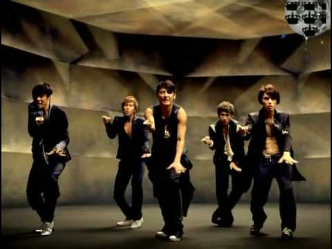 dancing with stars max03. DBSK - Mirotic (MV HD)