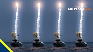 Watch Crazy US Navy Destroyer in Action Launch Standard Missile 2