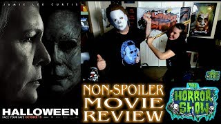 """Halloween"" 2018 Non-Spoiler Movie Review - The Horror Show"