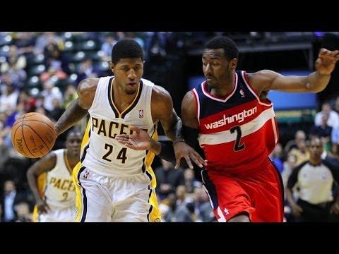 Washington Wizards vs Indiana Pacers 2014 NBA Playoffs