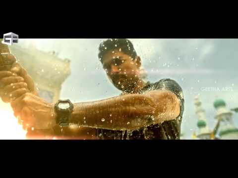 sarinodu theatrical trailer thumbnail