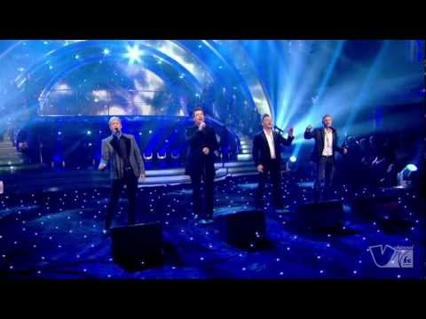 [vwfc Channel] Westlife - Flying Without Wings (live On Bbc Strictly Come Dancing 2011) video