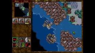 Warcraft 2: Tides of Darkness - Orc Campaign Gameplay - Mission 10