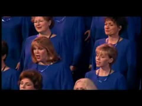 The Mormon Tabernacle Choir - Climb Every Mountain.flv