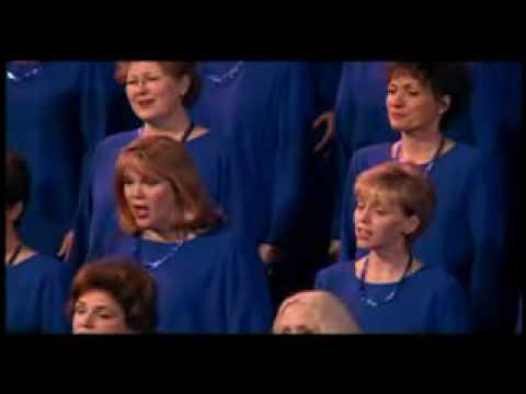 The Mormon Tabernacle Choir - Climb Every Mountain.flv