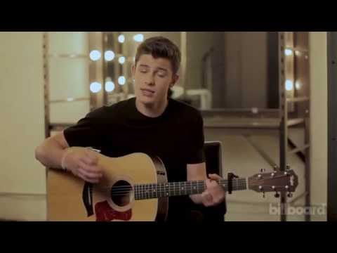 Shawn Mendes: Billboard Acoustic Performance, Photo Shoot & Q&A