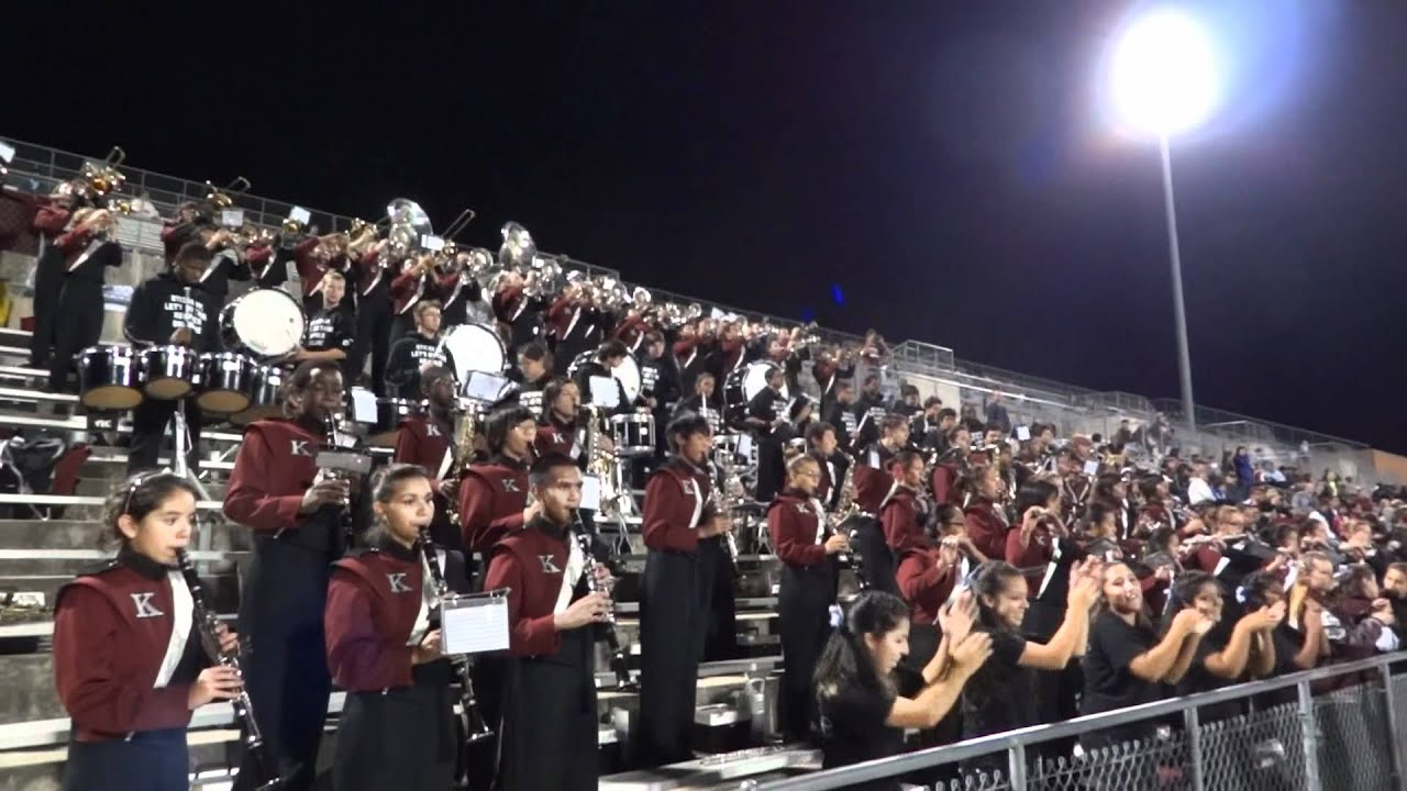 Kempner High School Band Kempner High School 11 5 11