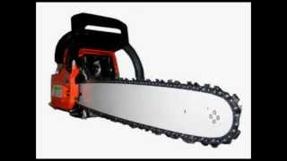 Chainsaw Sound Effect