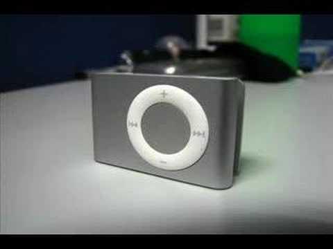 1GB ipod shuffle review