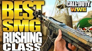 Best Rushing Class Setup in COD WW2! How To Rush CAMPERS!!!