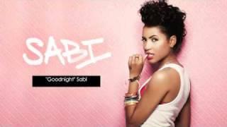 Watch Sabi Goodnight video
