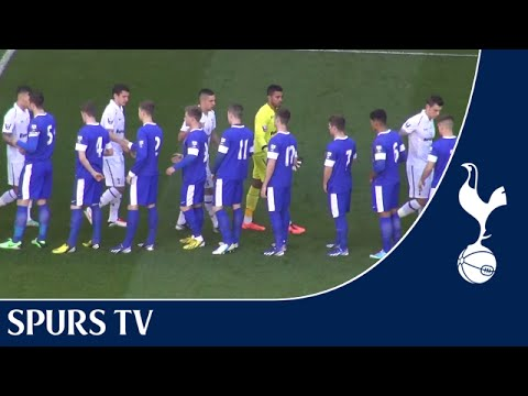 Barclays U-21 Premier League Semi-Final: Spurs VS Everton
