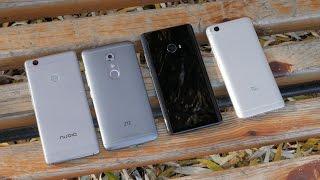 ZTE или Xiaomi? Битва флагманов: выбери своего фаворита!