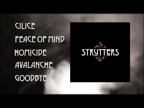 Strutters - Groupe Heavy Stoner Metal