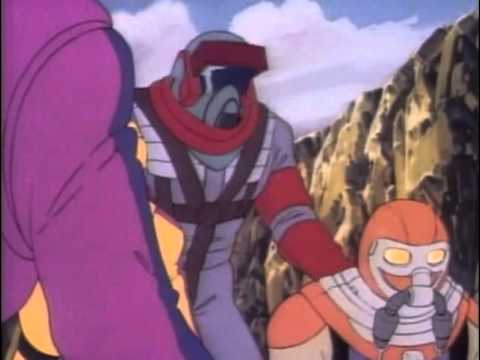 M.A.S.K. - S01E01 - The Deathstone (Pilot Episode)