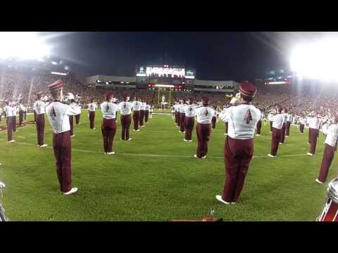 Marching Chiefs GoPro Clemson Pregame 2012