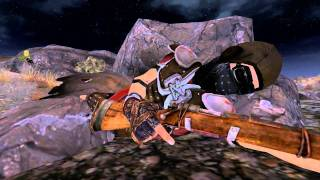 Fallout New Vegas The Ballad of Davy Crockett