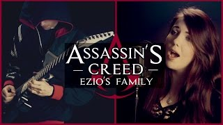 Assassin's Creed: Ezio's Family (Metal/Rock Cover) ft. Alina Lesnik - Srod Almenara
