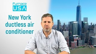 New York Mini Split System | Ductless Air Conditioning | (347) 801-7034