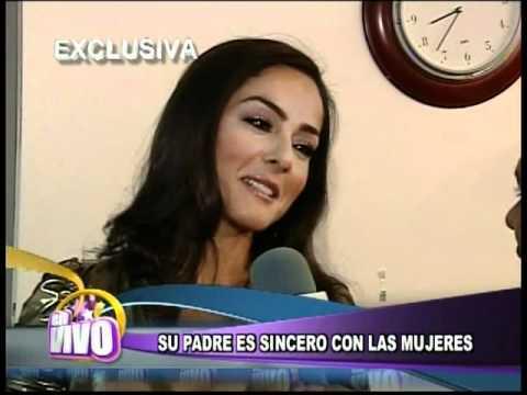 Andrea+Garcia+Revista+H Andrea García hija del actor Andres García ...