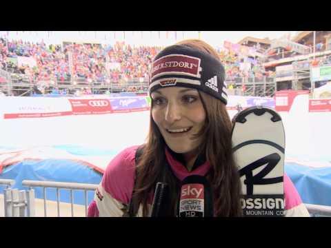 Alpin: Interview mit Christina Geiger (16.02.2013)