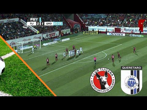 Gol de Juan Arango, Xolos 1-1 Gallos Blancos