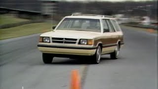 MotorWeek | Retro Review: '85 Chrysler K Wagon