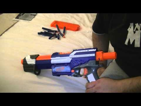 REVIEW: 2013 Nerf Elite Alpha Trooper