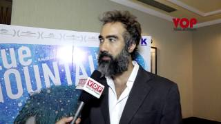 Bollywood Buff - Press Conference of movie 'BLUE MOUNTAINS' in Delhi