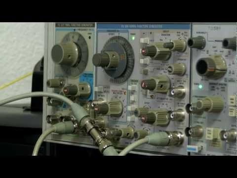 MAX GEEKNESS - Tektronix FG-502 & FG-504 signal generators