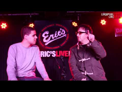Liverpool Live TV talk to Ian Broudie from The Lightning Seeds
