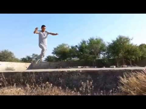 Video from Gaza Parkour The world in 2015 soon