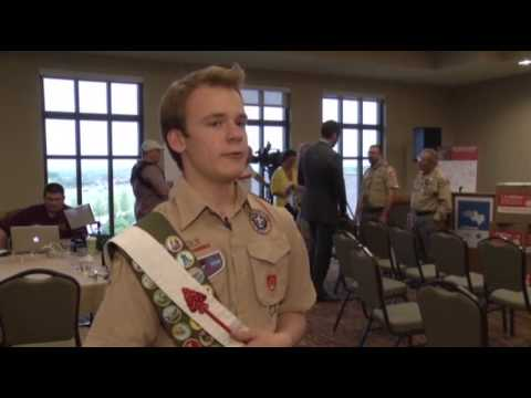 Boy Scouts Approve Plan To Accept Gay Boys video