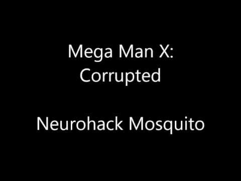 MegaMan X Corrupted: Neurohack Mosquito (RytmikRockEdition) by
