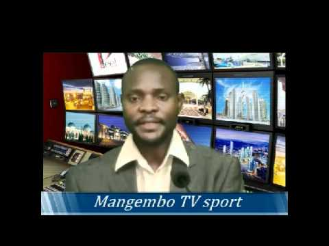 Mangembo TV : Le journal de Sport
