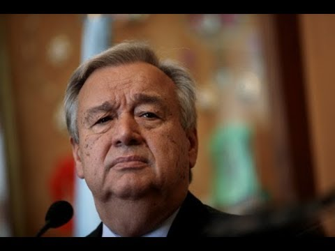 UN chief Antonio Guterres calls on Myanmar to end military action, violence against Rohingyas