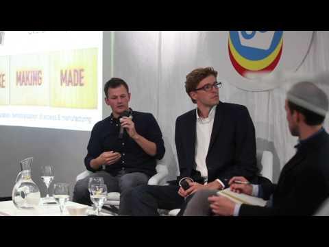 Peter Bihr - Dziesięciolecie Creative Commons Polska