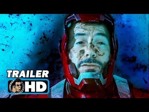 Iron Man 3 - Official Trailer (hd) video