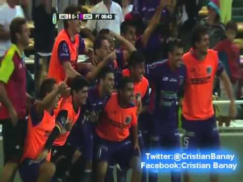 Gol de Alianza Coronel Moldes vs Independiente (RCM88 RADIO CIUDAD) Copa Argentina 2015