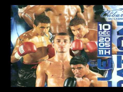 0 Moncef Buddy Askris Boxing Career Alter