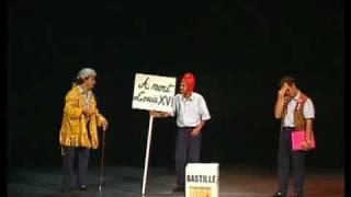 Les inconnus - La révolution