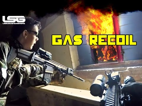Airsoft - Gas Recoil ? GBBR Introduction