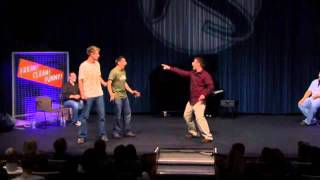 Panic Squad Improv Comedy- Numbers Game