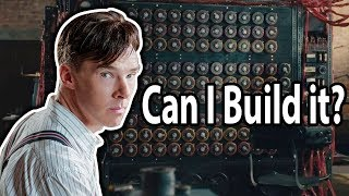 Building an Enigma Machine
