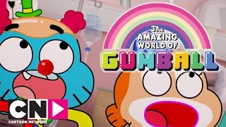 The Amazing World of Gumball | Dr Funball | Cartoon Network