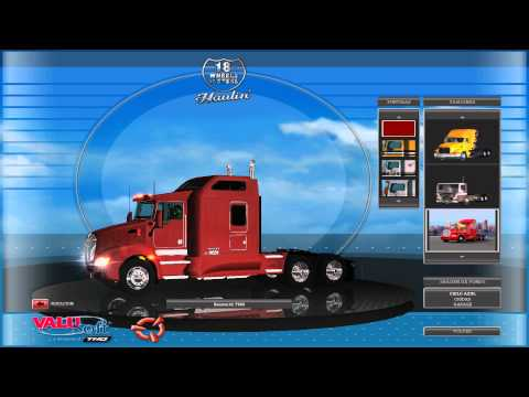 mod castores  para 18 wheels of steel haulin