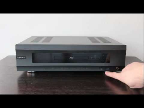 Oppo BDP 105 Blu-ray Player Review