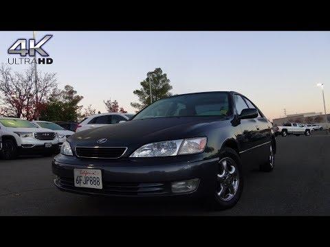 1998 Lexus ES300 3.0 L V6 Review