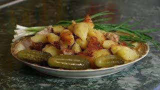 Что приготовить на обед из картошки - очень вкусно!